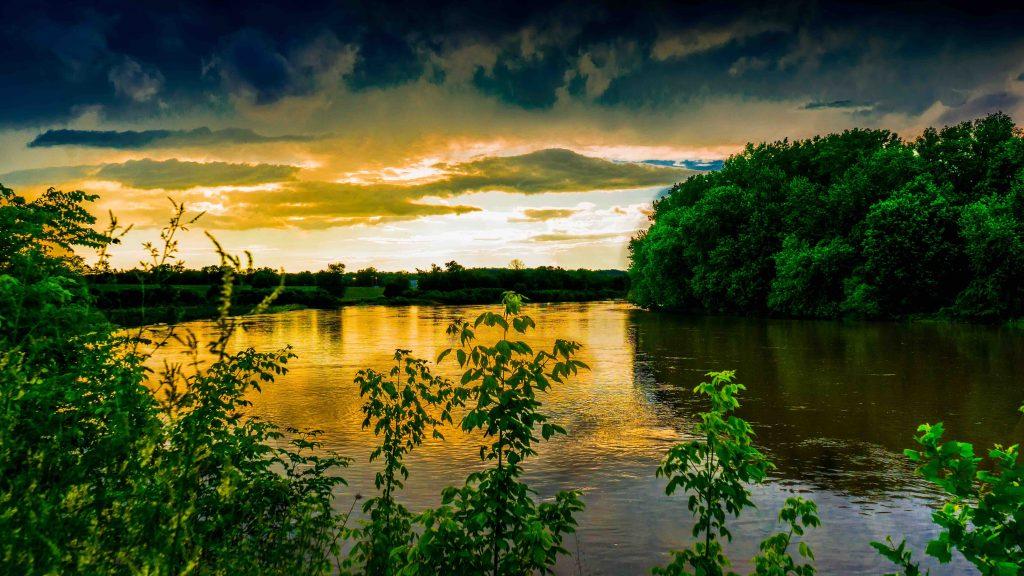 Ohio, landscape