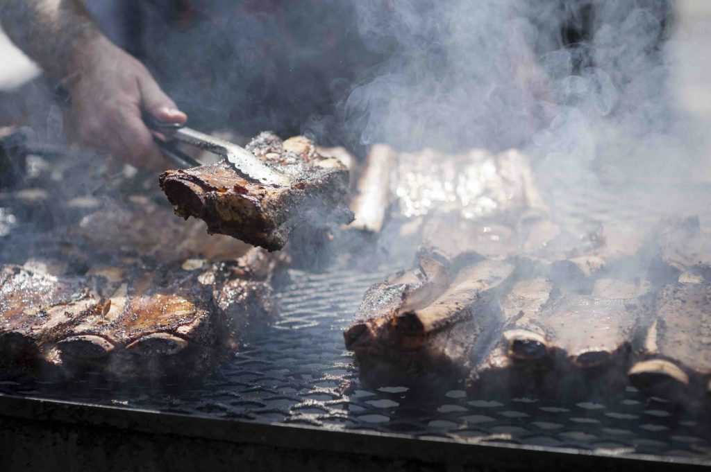 texas, barbecue, ribs, grill