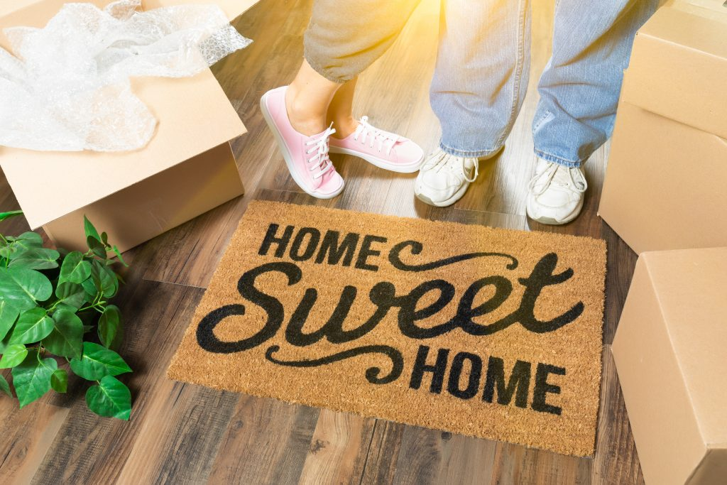 tips to save for your home loan deposit, home sweet home, move in