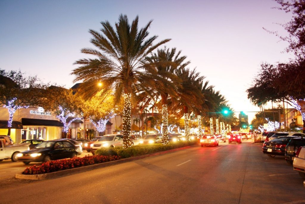 increasing property values, coral gables