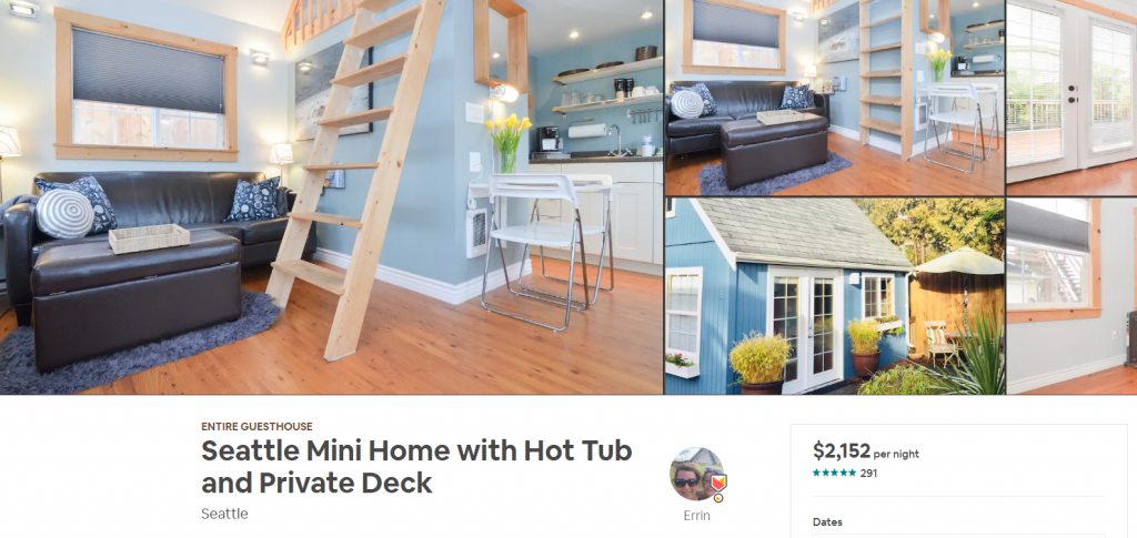 Best Airbnbs in Seattle