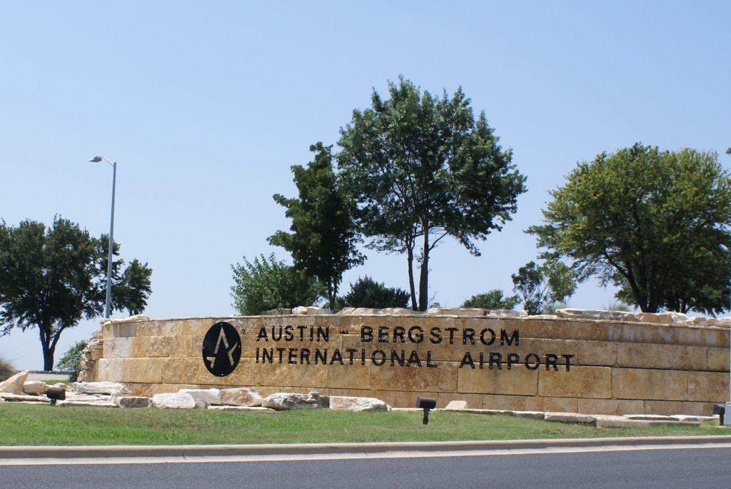 Noisiest Neighborhoods in Austin, Austin Bergstrom international airport