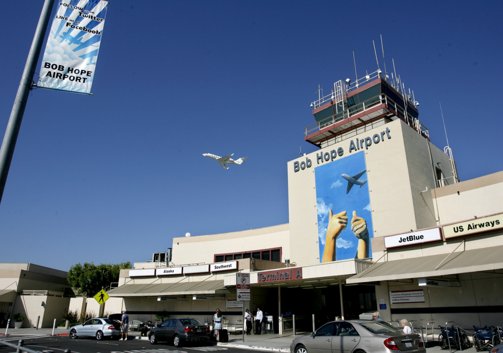 noisiest cities in Los Angeles, bob hope airport, Burbank