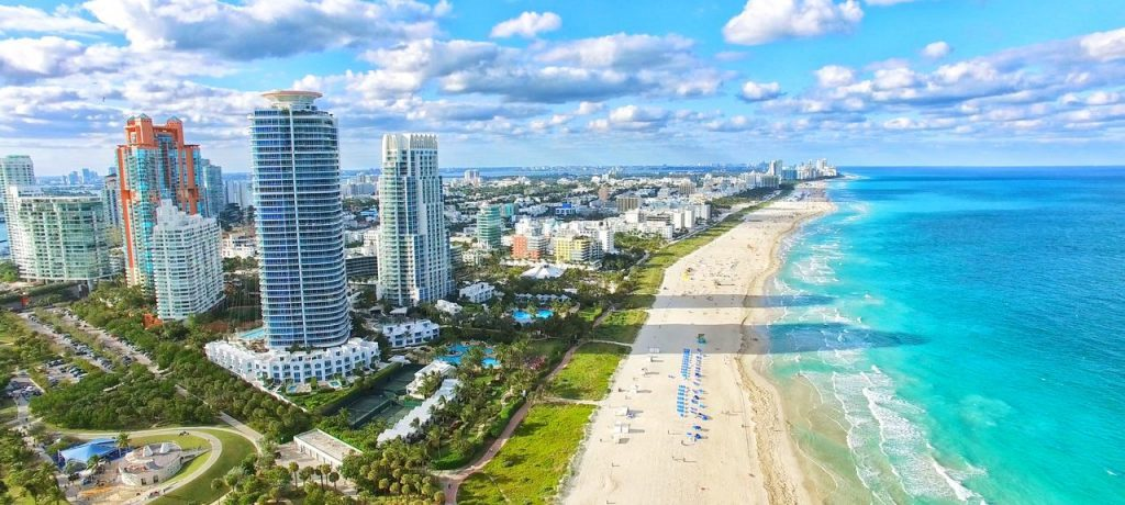 increasing property values, south beach