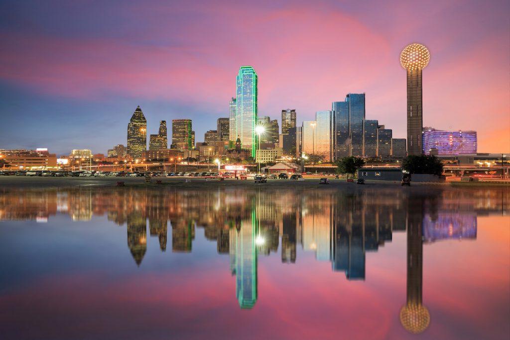 Dallas, Texas, Views