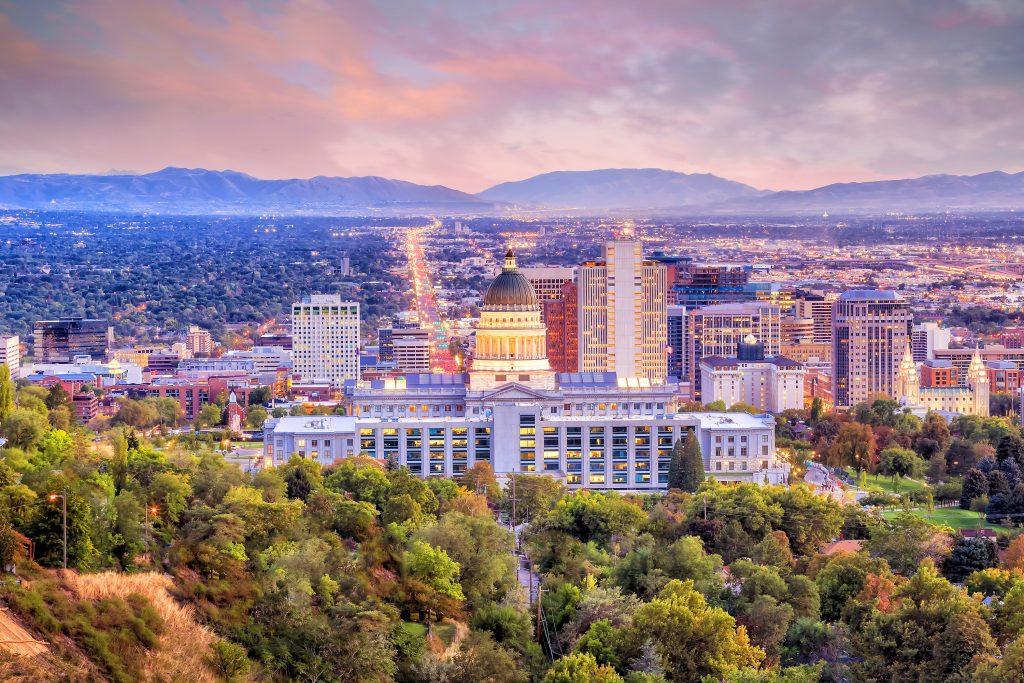 Salt Lake City, Utah, Views