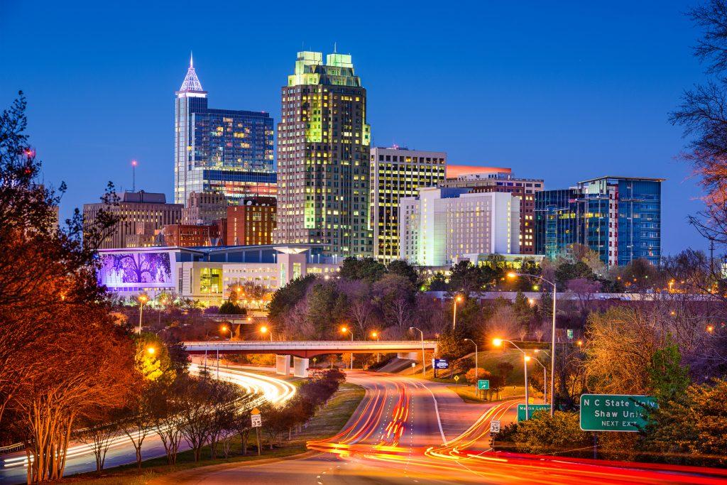 Raleigh, North Carolina, Views