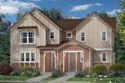 Maple 1507 Modeled in Stapleton Paired Homes - Villa Collection Rent to Own